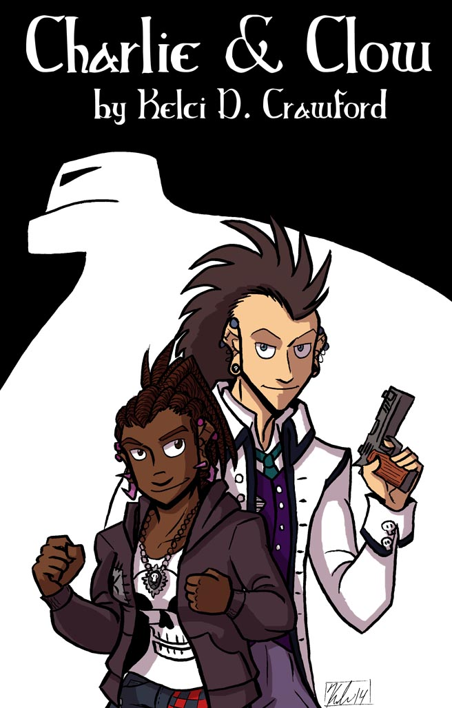 Charlie & Clow: Chapter 1 Cover