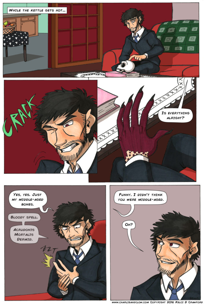 the case of the wendigo page 6