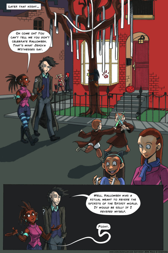the case of the wendigo page 11