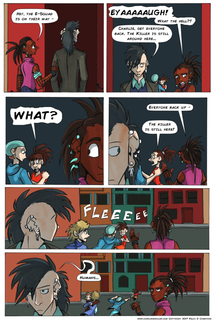 the case of the wendigo comic page 16