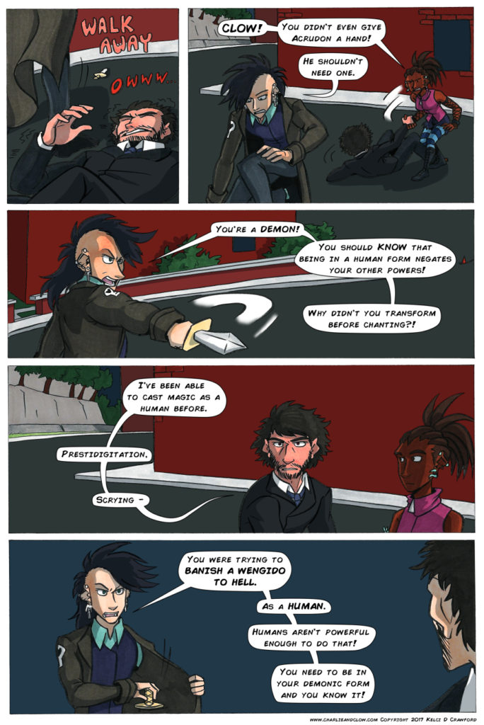 the case of the wendigo urban fantasy comic page 30