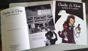 charlie and clow comic book special offer
