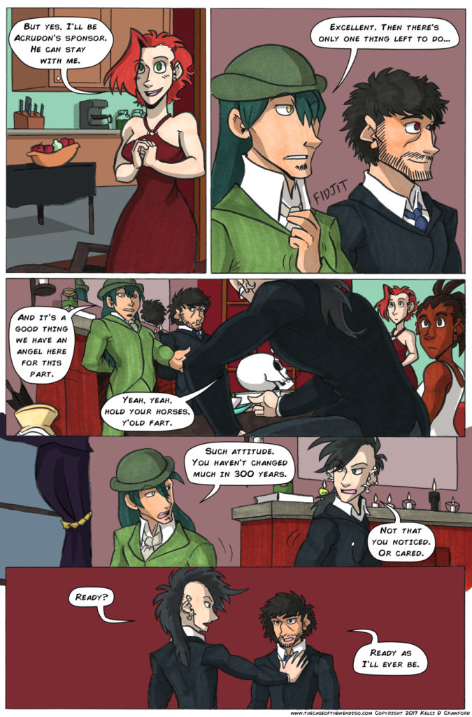 the case of the wendigo urban fantasy webcomic page 59