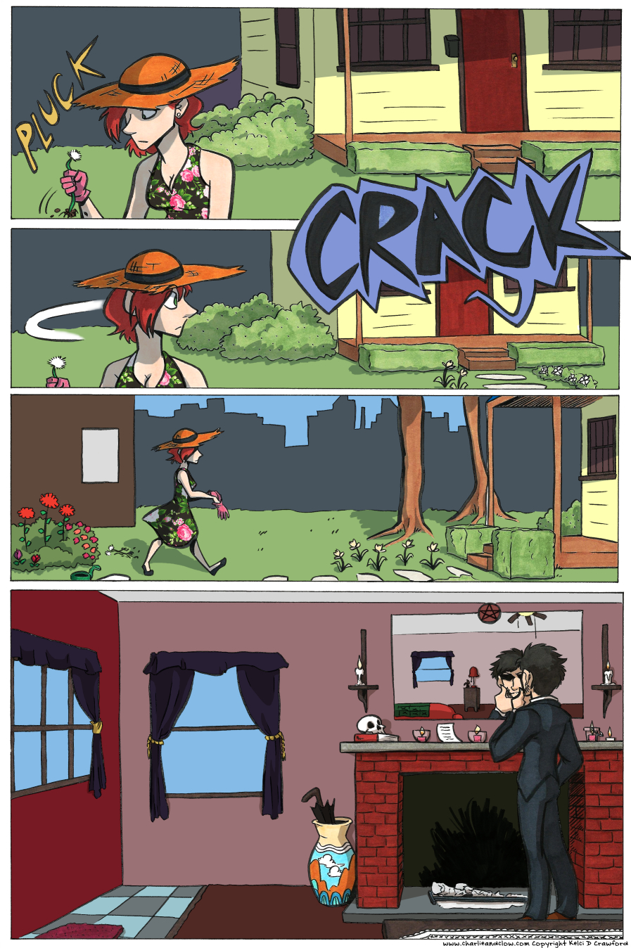 The Case of the Wendigo, Page 3