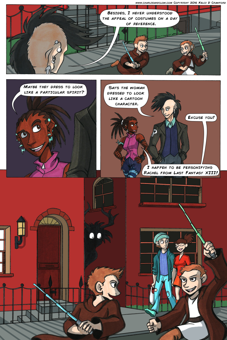 The Case of the Wendigo, Page 12