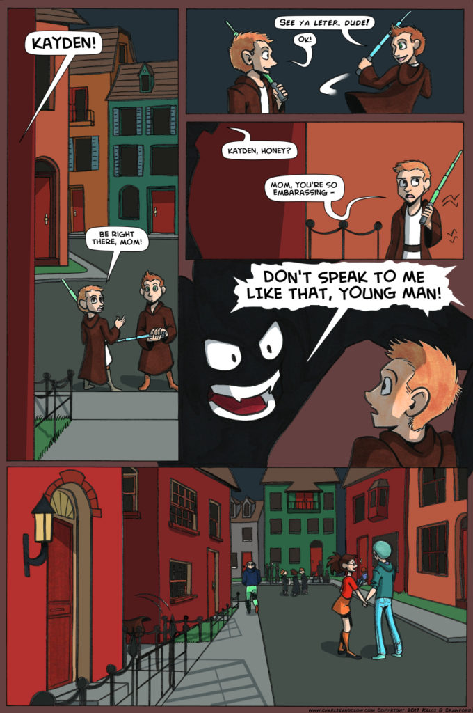 the case of the wendigo page 13