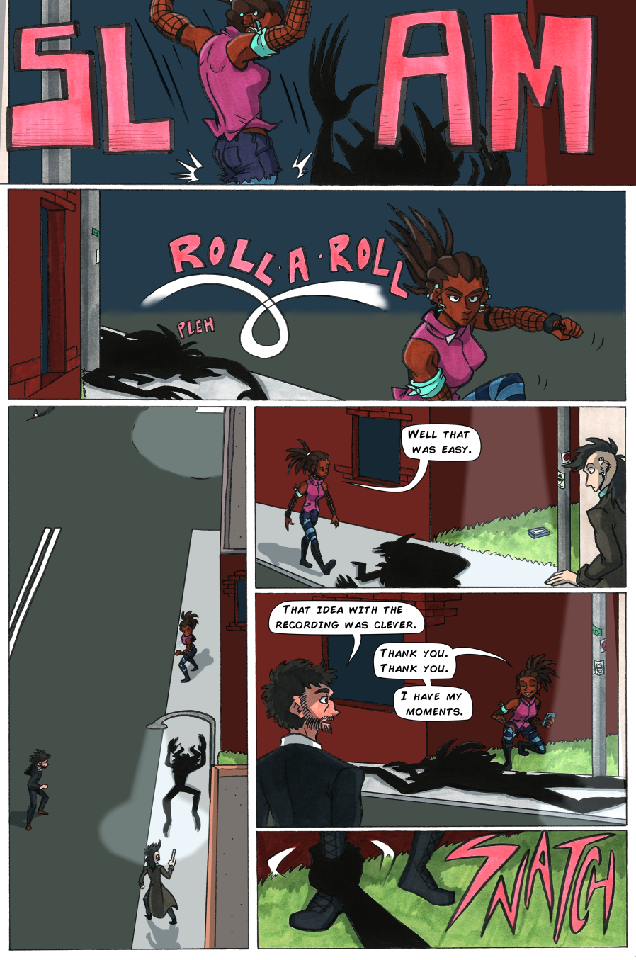 The Case of the Wendigo, Page 25
