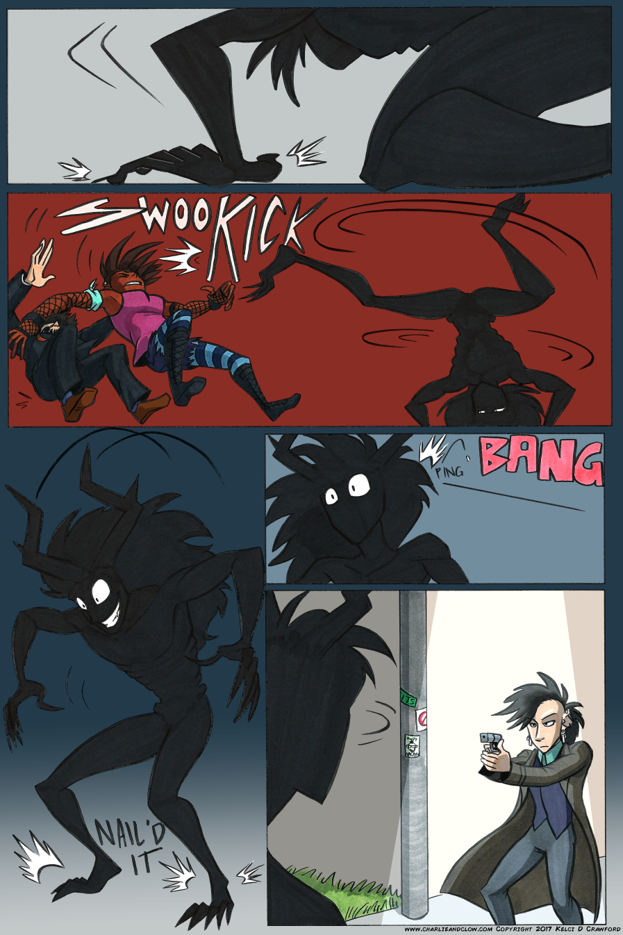 The Case of the Wendigo, Page 28
