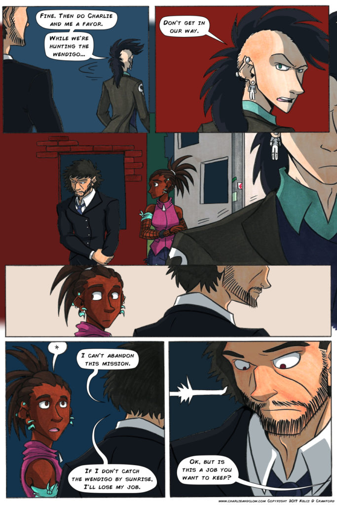 the case of the wendigo urban fantasy webcomic page 32