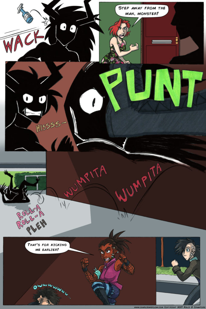the case of the wendigo urban fantasy comic page 44