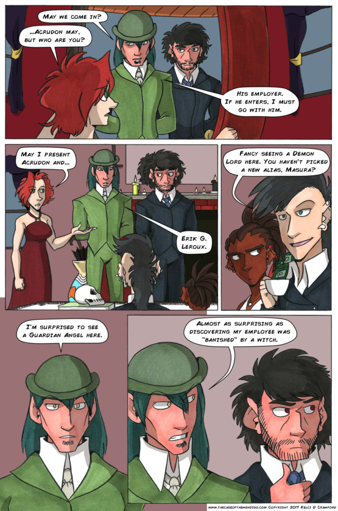the case of the wendigo urban fantasy webcomic page 56