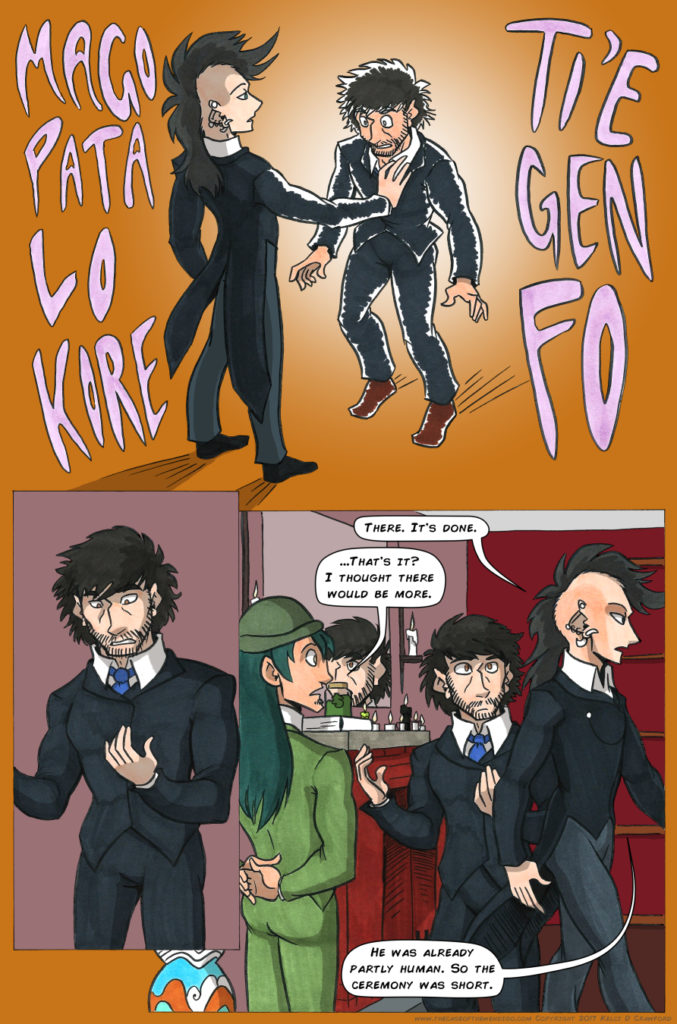 the case of the wendigo urban fantasy webcomic page 60