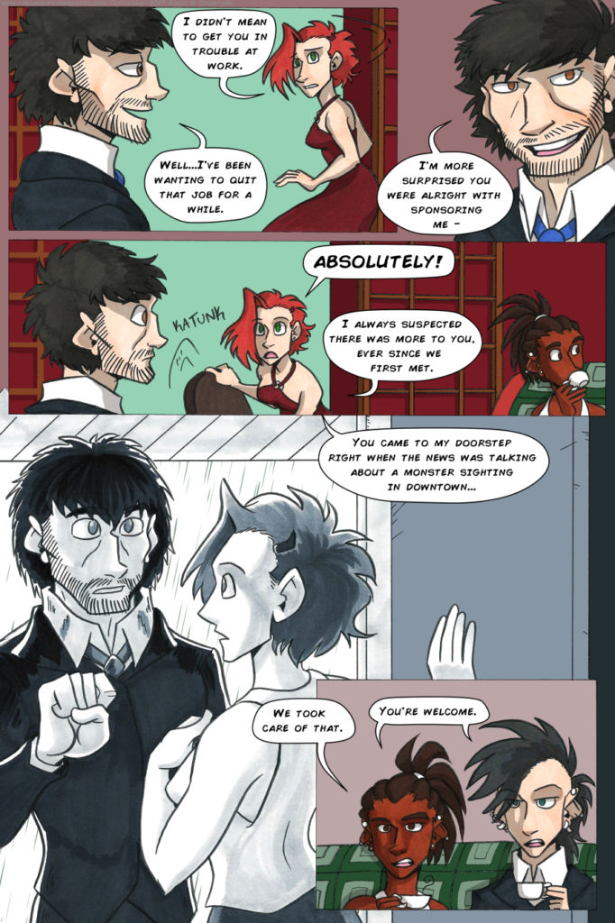 the case of the wendigo urban fantasy webcomic page 62