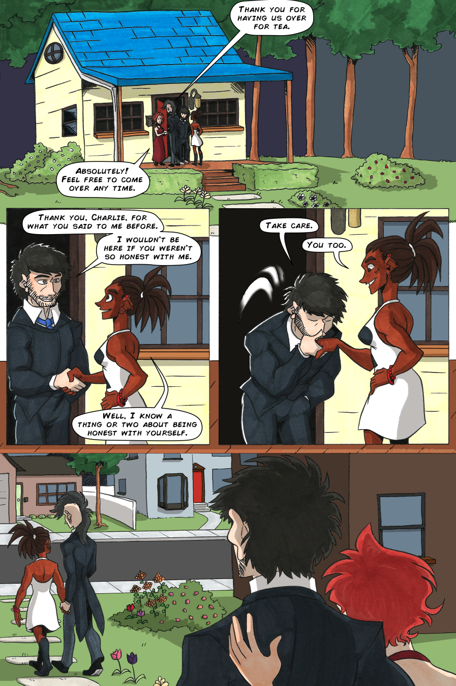 The Case of the Wendigo, Page 64